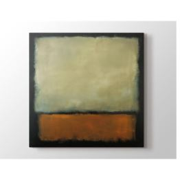 2645 Sanat Mark Rothko - No.7 Tablo 50x50